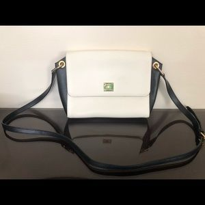 Ralph Lauren leather cross body bag